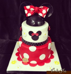 Minnie Mouse Red Dress