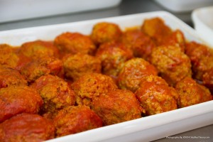 Homemade Meat Balls