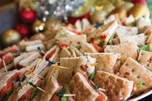 Fantasy Sandwich Platter
