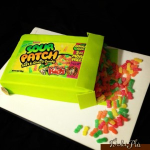 Sour Patch Box