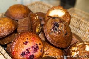 Dolci Piu Muffins