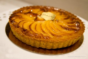 Apple and Almond Torte